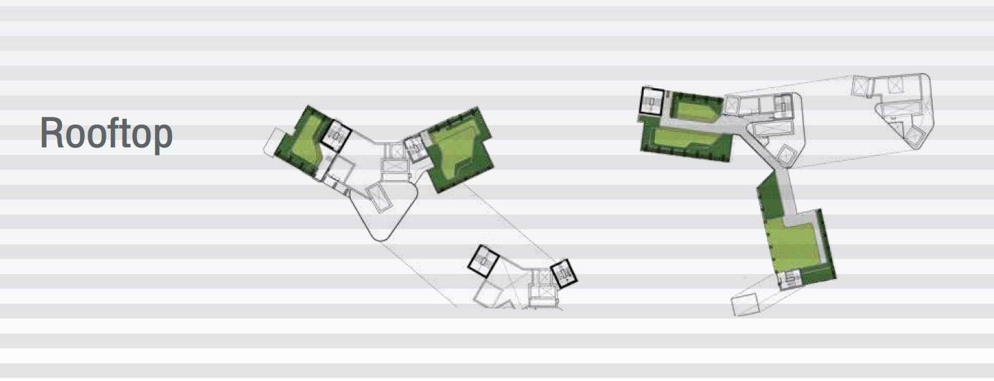 Ideo-Mobi-Sukhumvit-Eastpoint-site plan top floor