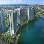 The Infiniti The View Riviera Point Vietnam Keppel Land - Facade