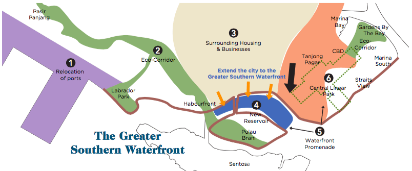 Greater Souhtern Waterfront