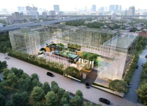 Nest Sukhumvit 71 Bangkok-Project Concept