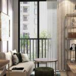 Nest Sukhumvit 71 Bangkok-Showroom-Living Space