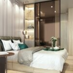 Nest Sukhumvit 71 Bangkok-Showroom-MasterBedroom