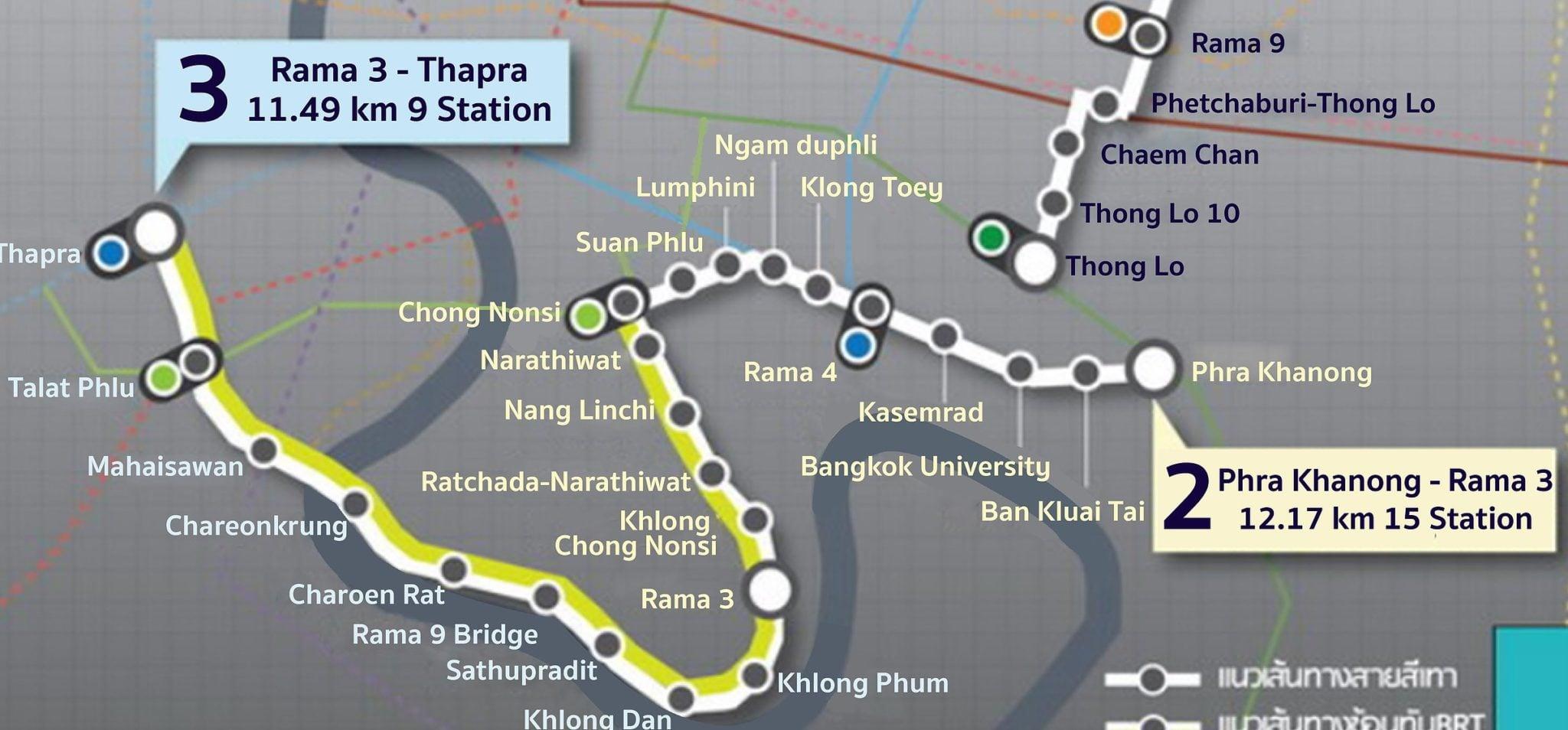 Nest Sukhumvit 71 Bangkok-Transportation