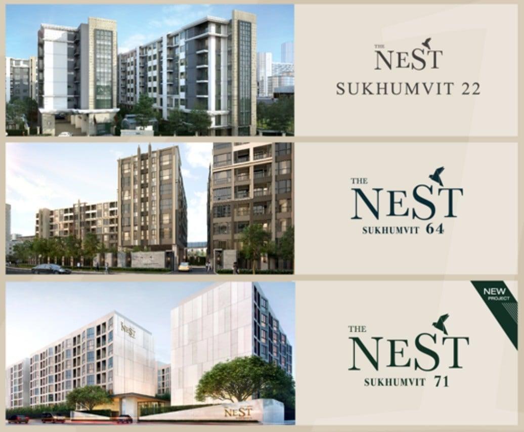 Nest Sukhumvit 71 Bangkok-developer track records