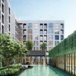 Nest Sukhumvit 71 Bangkok-swimming pool