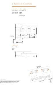Parc Estat floor plan 3BEDPREMIUM1