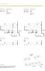 Parc Estat floor plan 3BEDROOM1