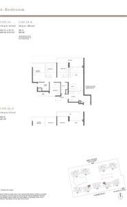 Parc Estat floor plan 4BEDROOM1