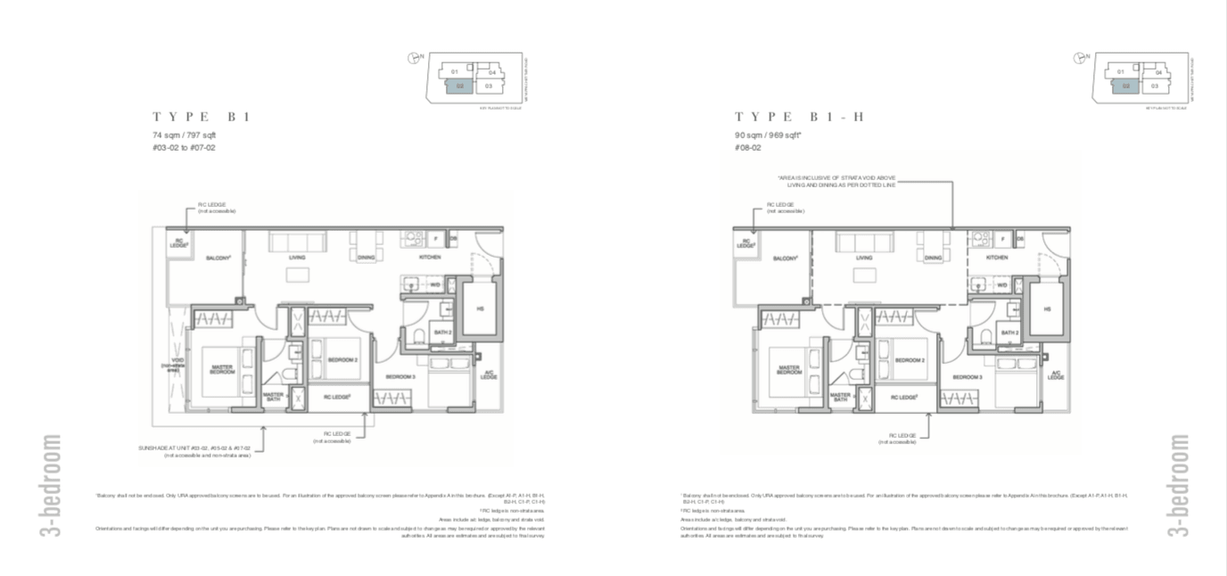 The Addition Floor Plan 3BR