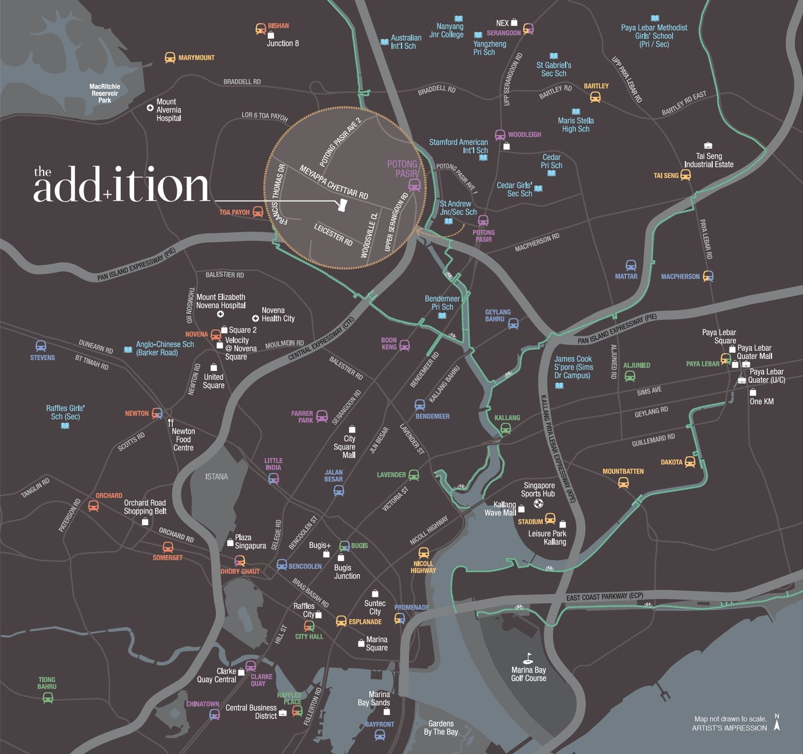 The_Addition-location-map