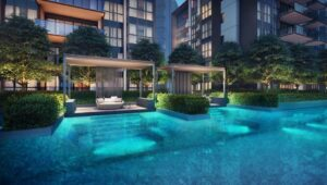 fourth-avenue-residences-club and lap pool