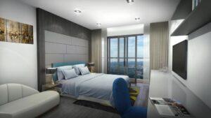 Citadines-Medini-Bedroom