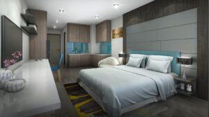 Citadines-Medini-Bedroom2