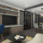 Citadines-Medini-Bedroom3