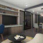 Citadines-Medini-Bedroom3