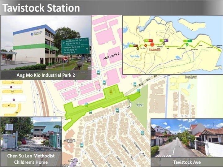 Condo Nearby Cross Island Line CRL Tavistock Station