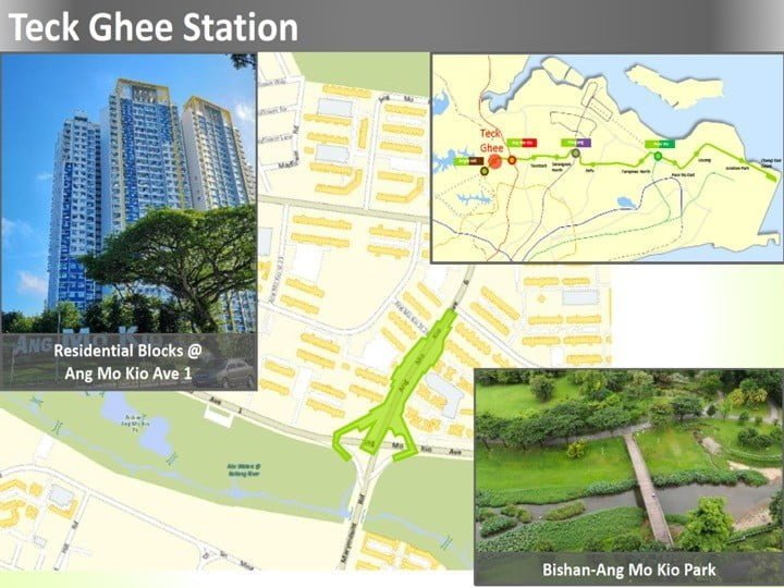 Condo Nearby Cross Island Line CRL Tech Ghee Station