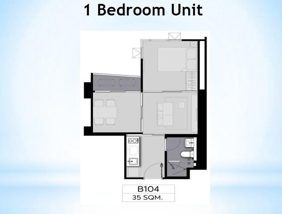 Life-Ladprao-Valley-Floor-Plan-1-Bedroom
