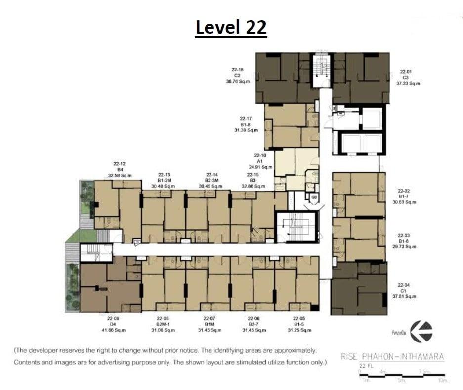 Rise-Phahon-Inthamara-Site-Plan-Level-22