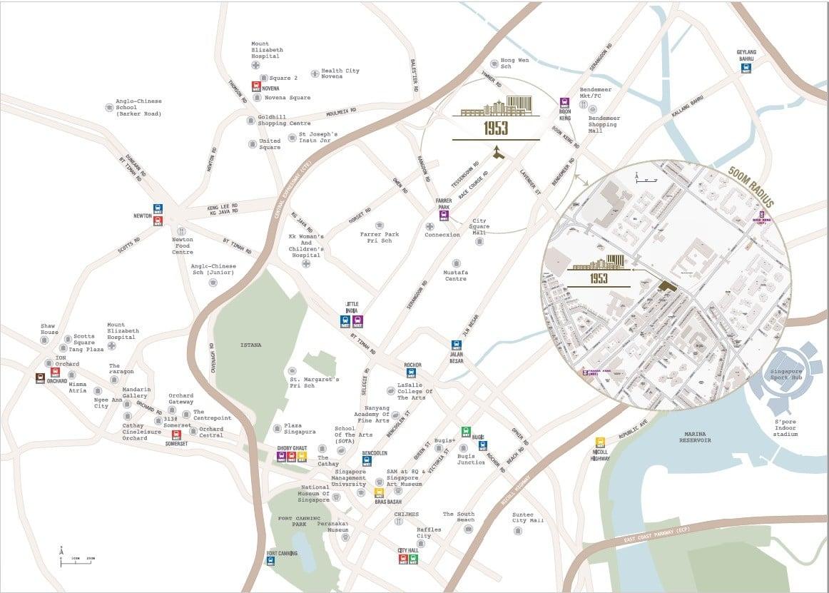 1953-Condo-location map