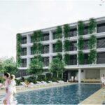 Citadines Bali Swimming Pool