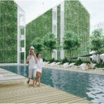 Citadines Bali Swimming Pool Deck