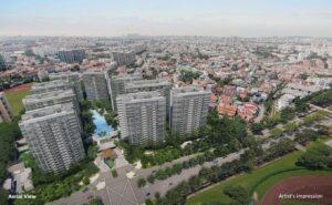 Florence Residences (悦湖苑) @Kovan, Singapore