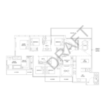 florence-residences-new-condominium-5-bedroom-floor-plan