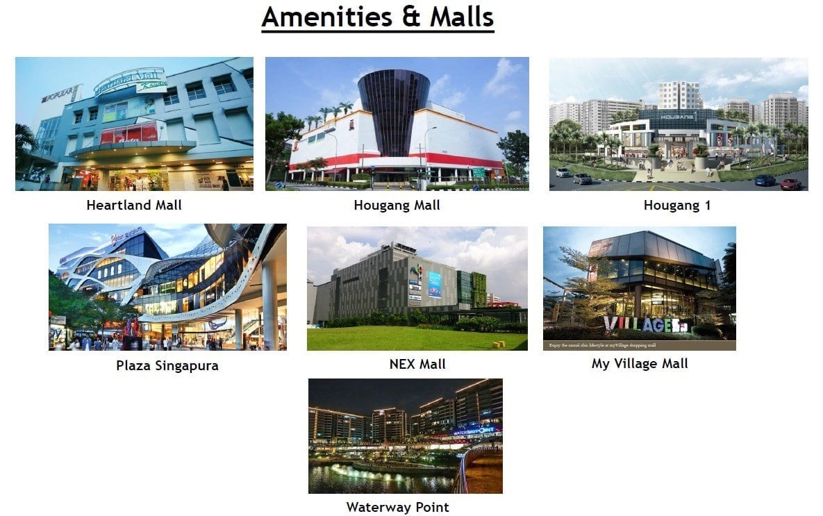 nearby amenities