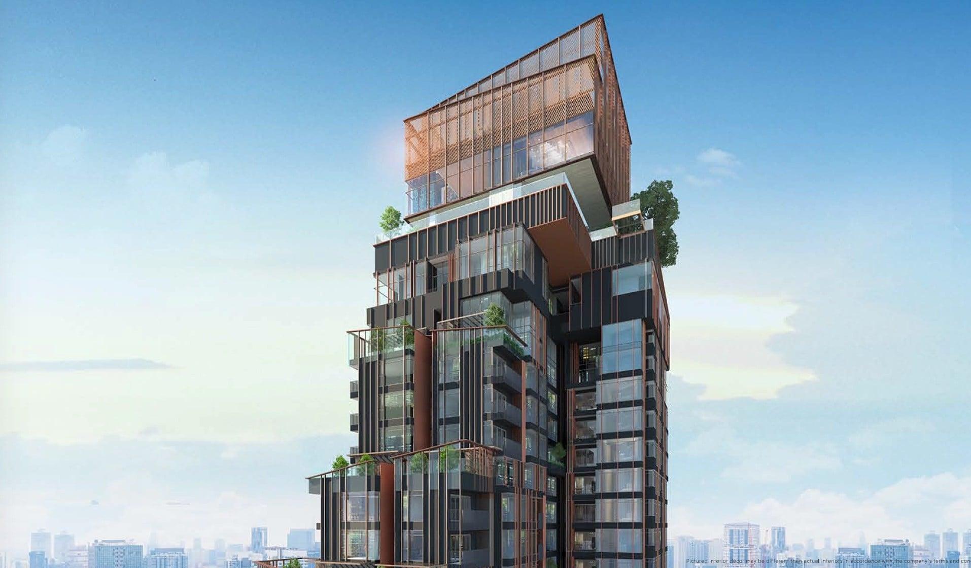 Rhythm-Ekkamai-Estate-Brochure-Building