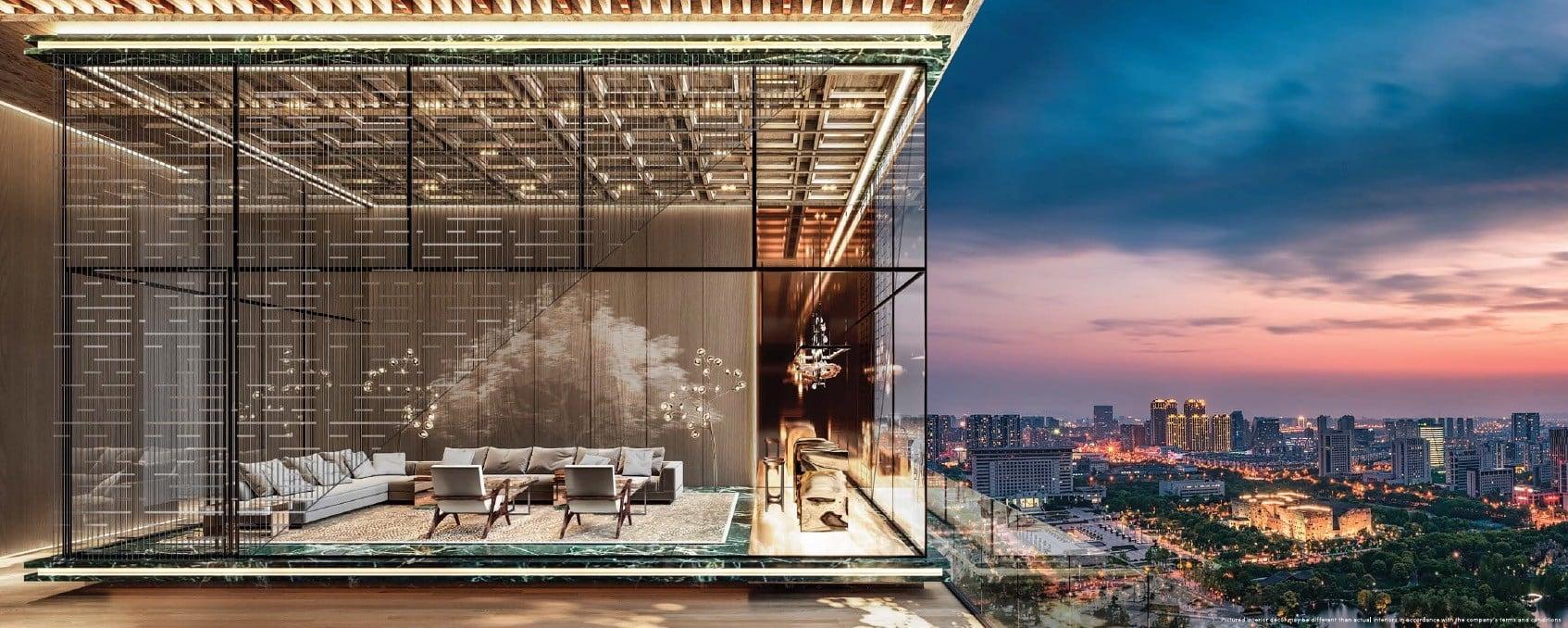 Rhythm-Ekkamai-Estate-Brochure-Tea Terrace