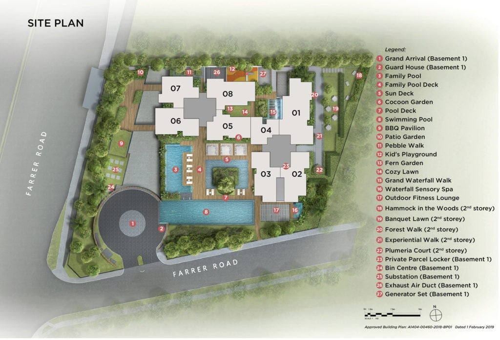 Wilshire-Residences-site-plan