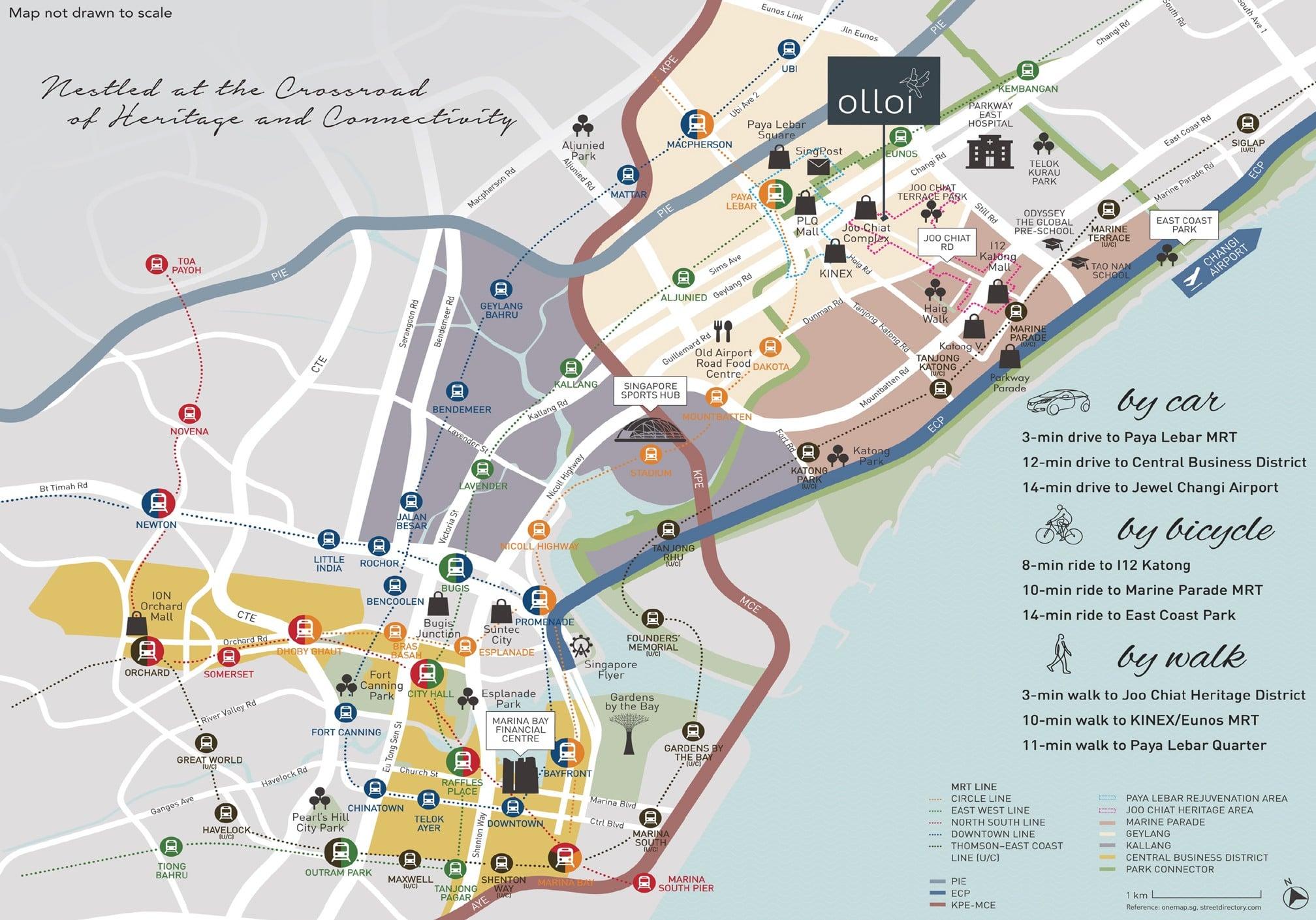 Ollio Joo Chiat Olloi-Location_Map