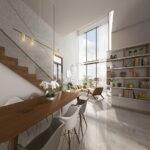 Ollio Joo Chiat Penthouse Interior