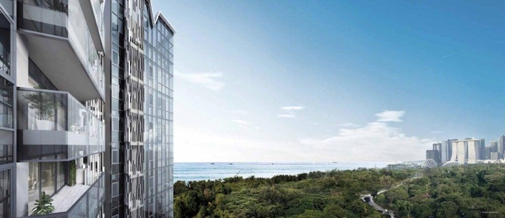 One-Meyer-Seaview Condo Singapore