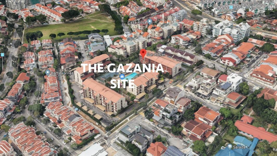 The-Gazania-Condo-Site-Location