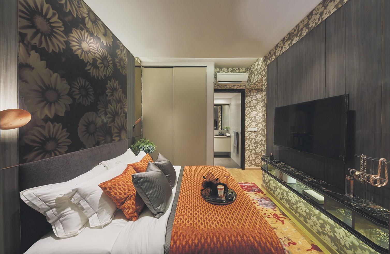 The-Gazania-bedroom