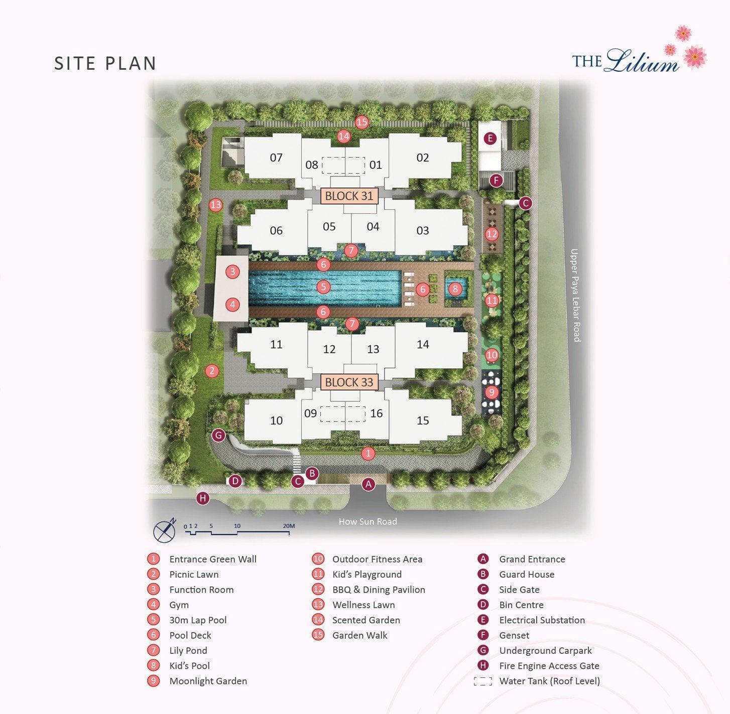 The-Lilium-site-plan