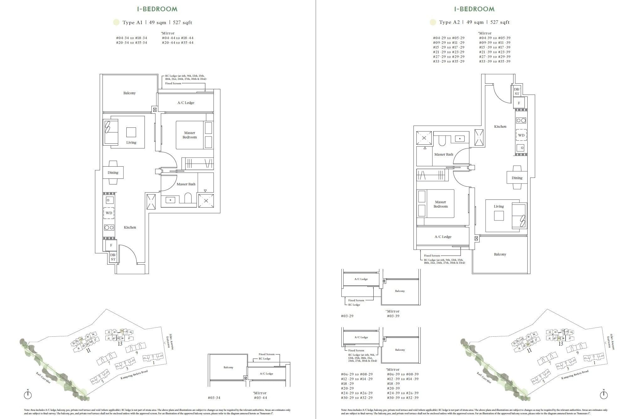 Avenue-South-Residences-FloorPlan 1BR