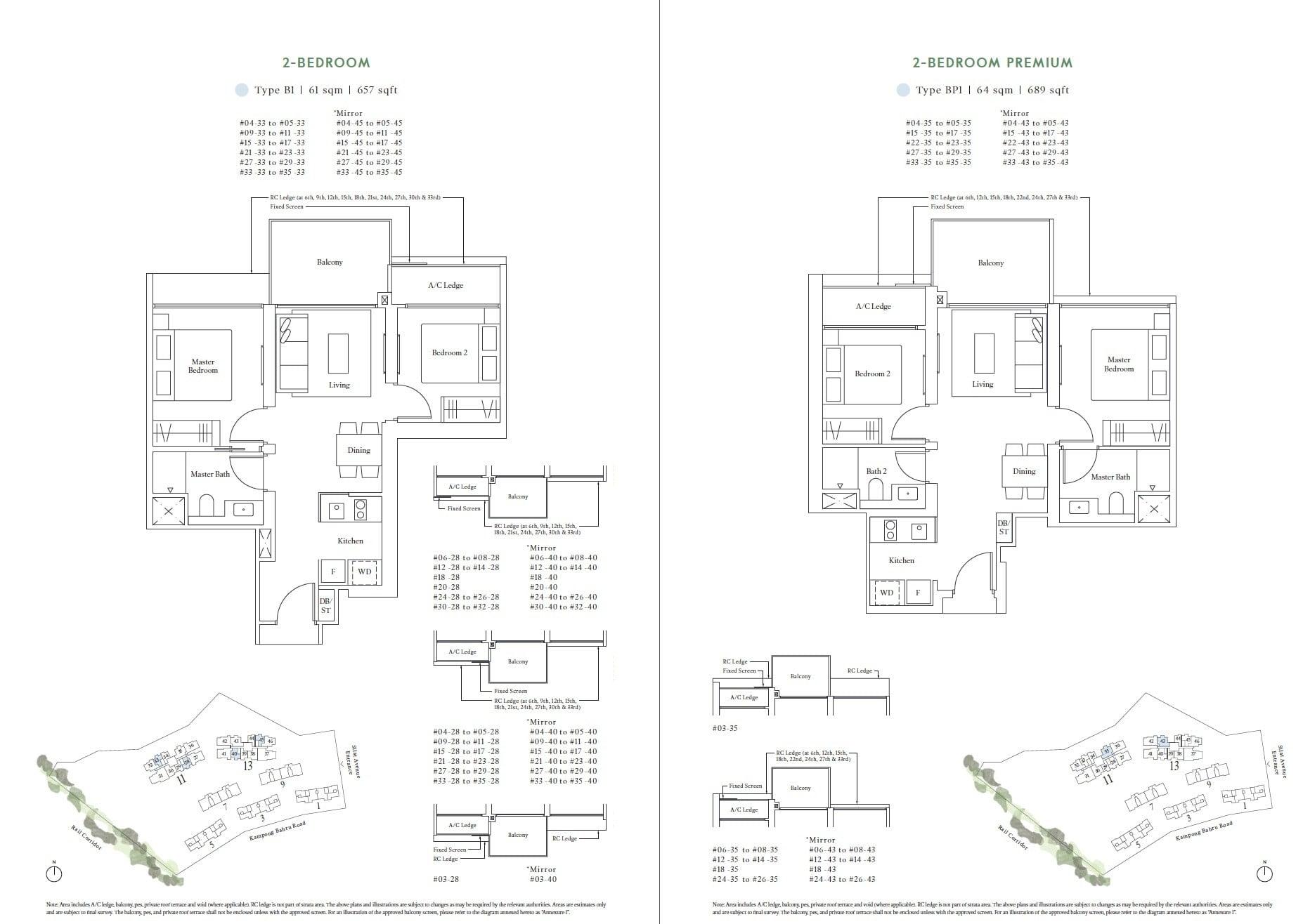 Avenue-South-Residences-FloorPlan 2BR