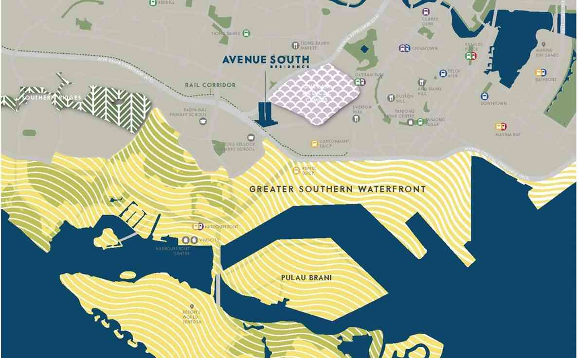 Avenue-South-Residences-Location-Map-2