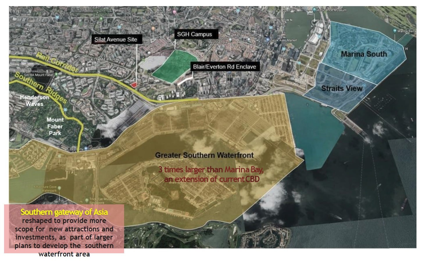Greater-Southern-Waterfront-Map