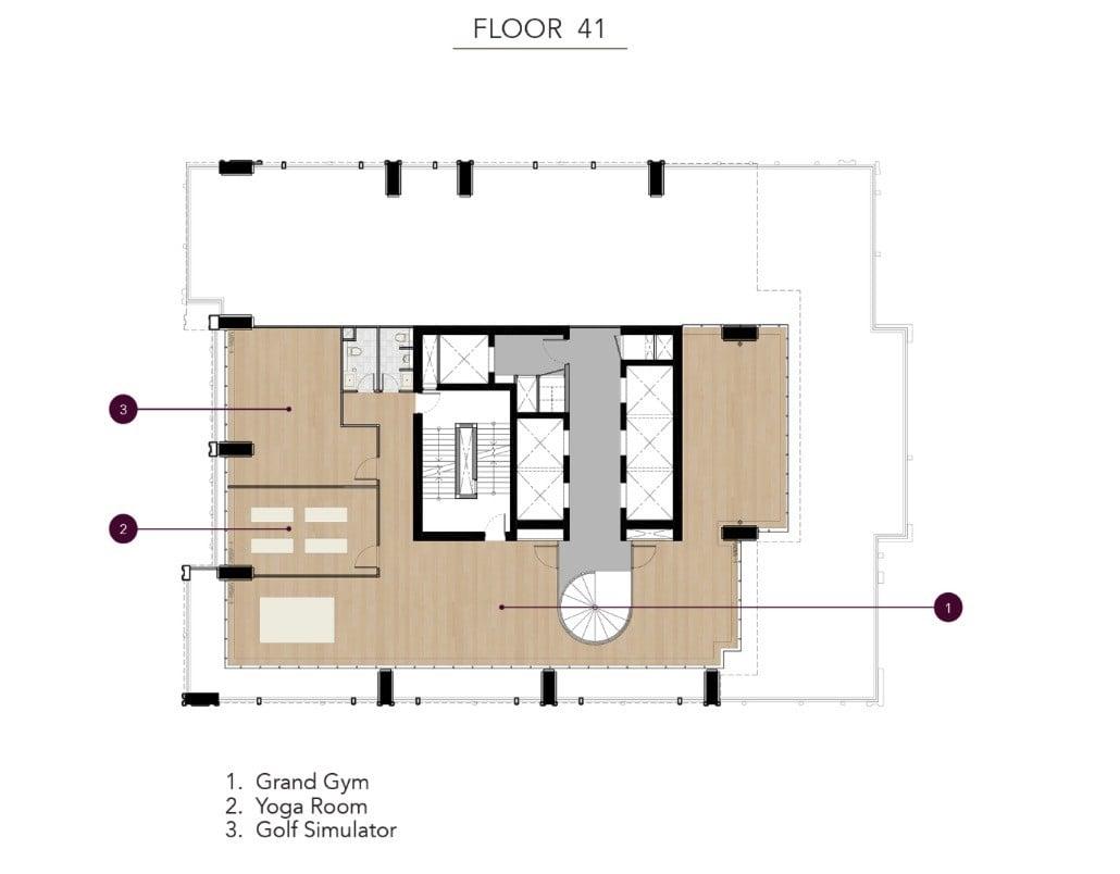 HYDE-Heritage-Thonglor-Facilitiy Deck Level 41
