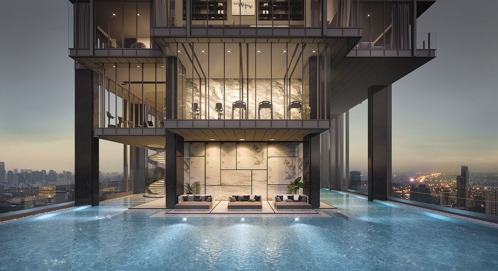 HYDE-Heritage-Thonglor-facility Pool