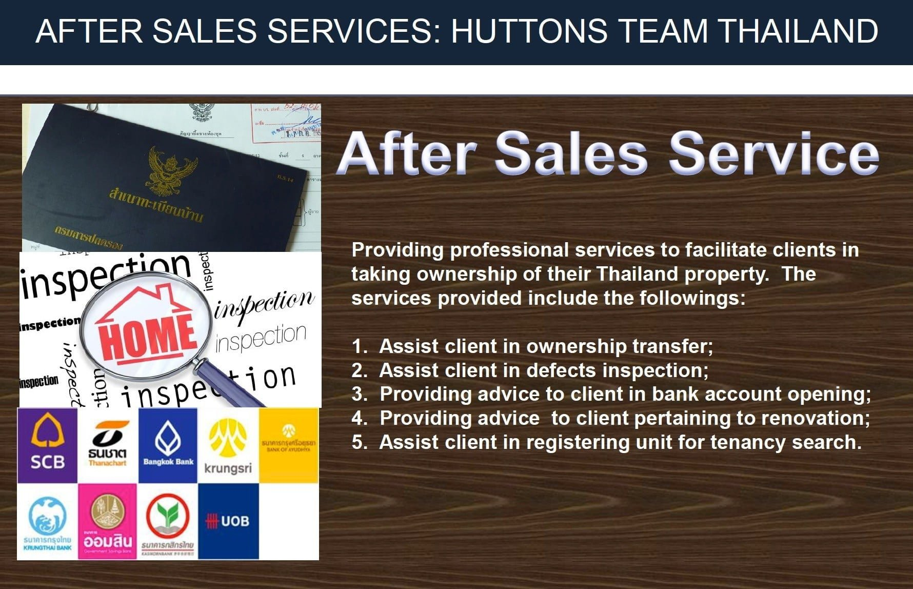 Ideo Q Phahol Saphan Kwai - After Sales Service
