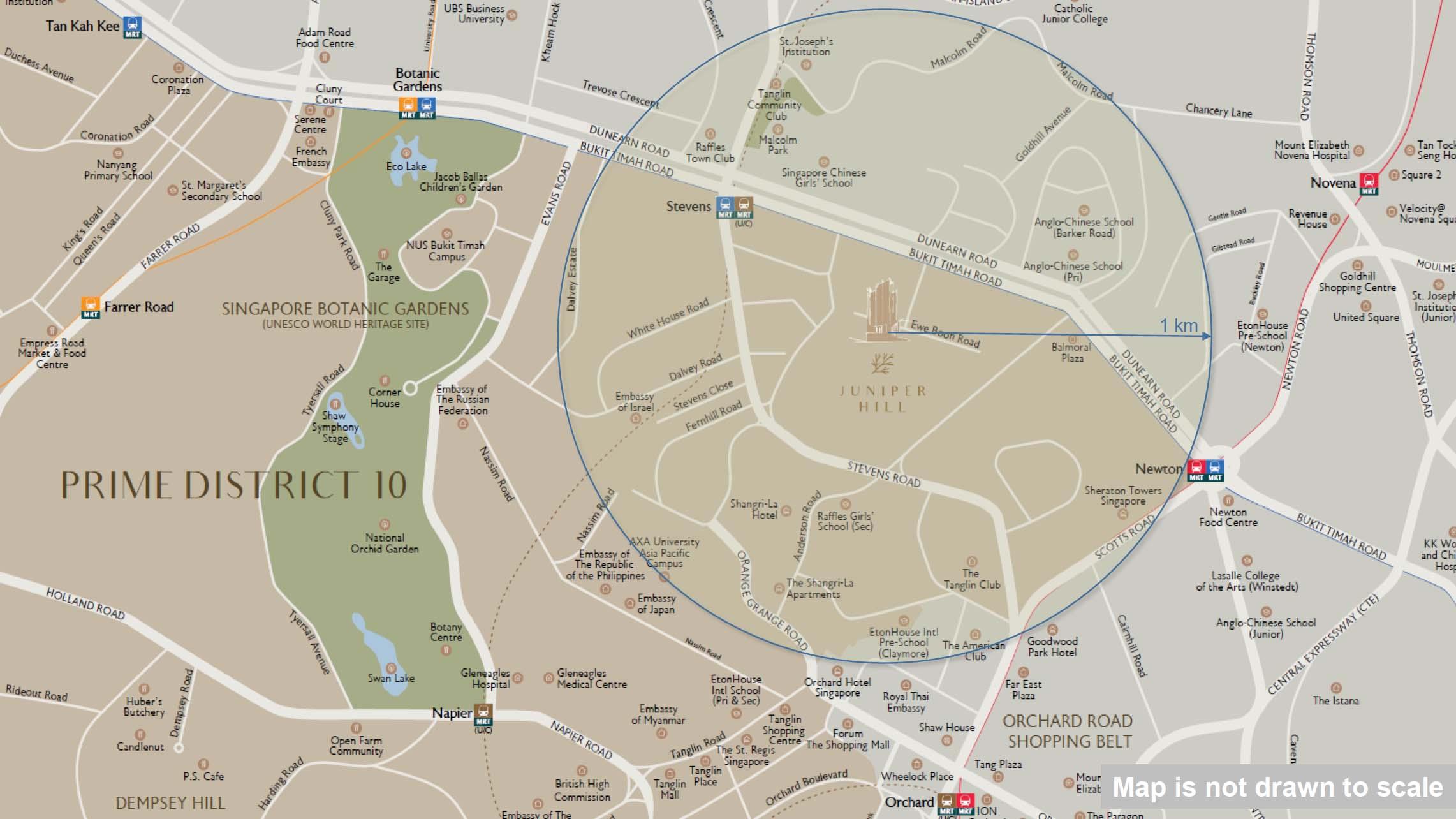 Juniper-Hill-Location-Map