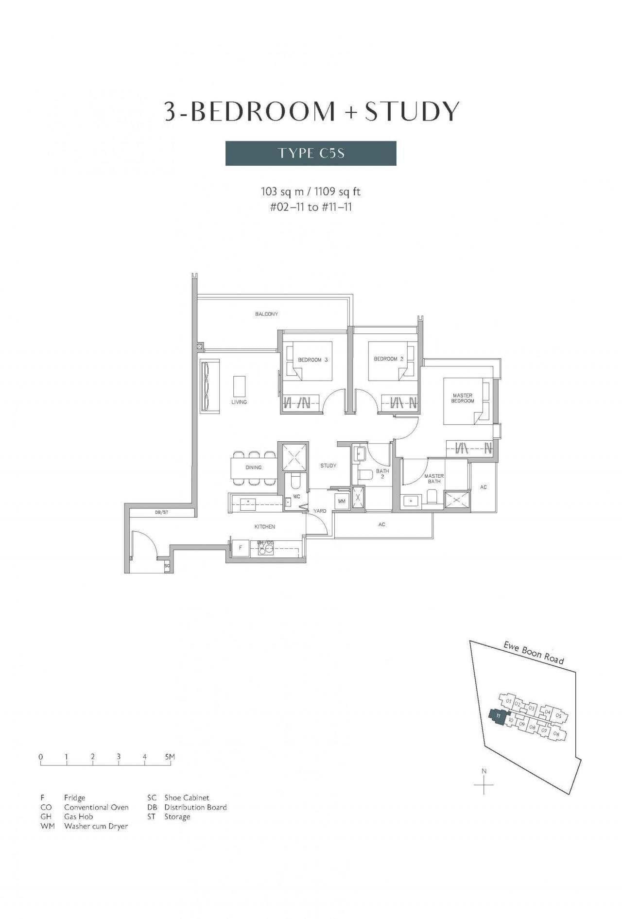 Juniper-Hill-floor plan 3BR C5S