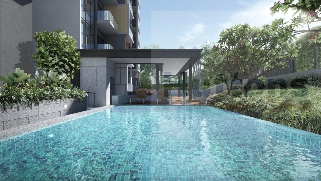 Lattice-One-Swimming Pool