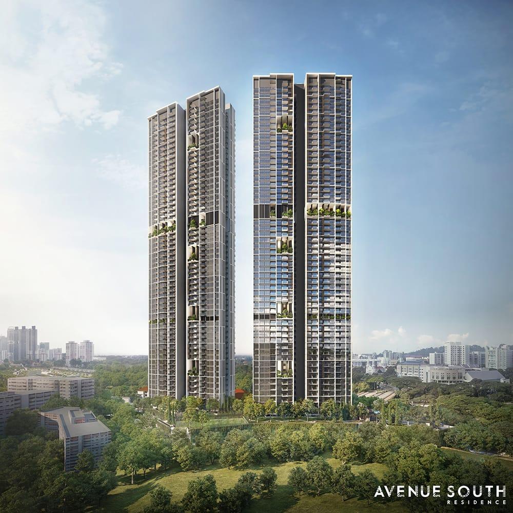 avenue south residences building