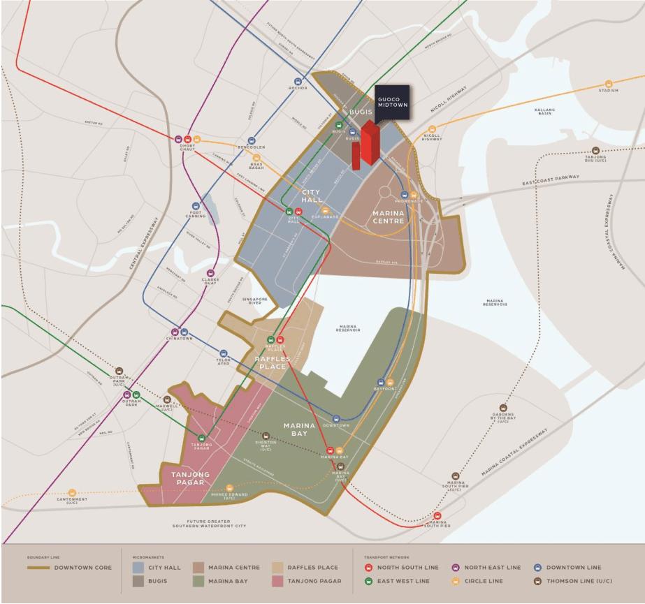 Guoco-Midtown-Bay-location